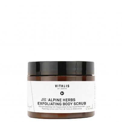 Alpine Herbs Exfoliating Body Scrub