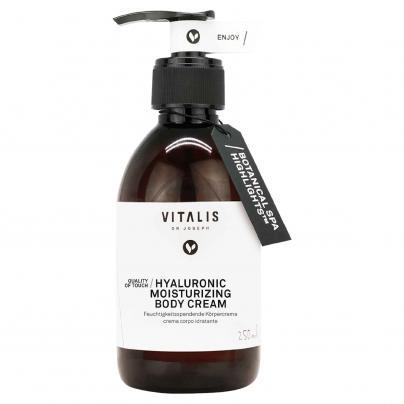 Hyaluronic Moisturizing Body Cream