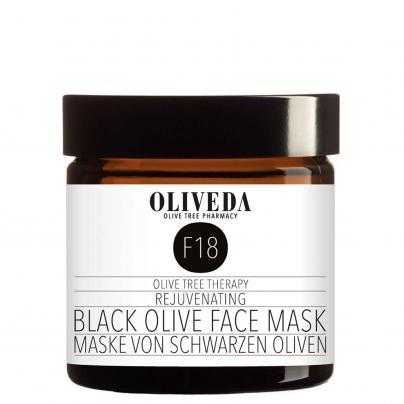 F18 Maske Schwarze Oliven