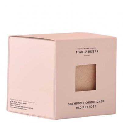 Shampoo + Conditioner Radiant Rose