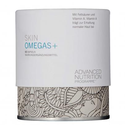 Skin Omegas+ Kapseln