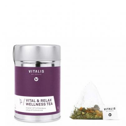 Vital & Relax Wellness Tea