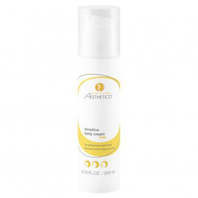 sensitive body cream