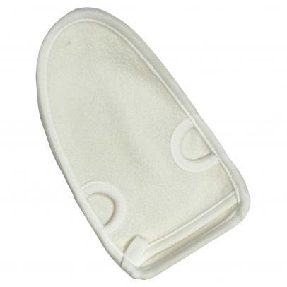 Bamshoo Peeling-Handschuh beige