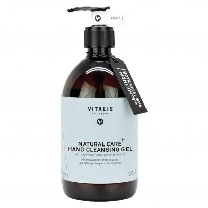 Natural Care+ Hand Cleansing Gel 500ml