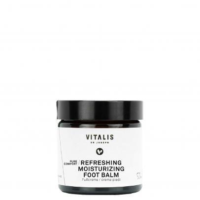 Refreshing Moisturizing Foot Balm