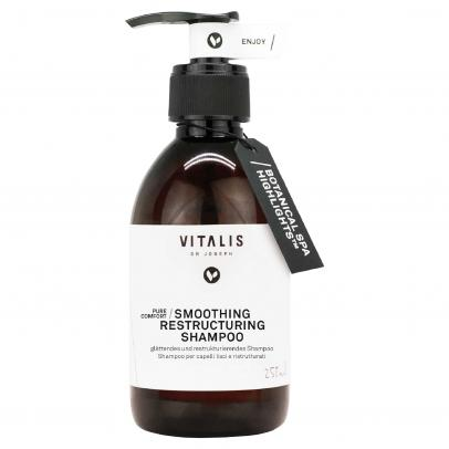 Smoothing Restructuring Shampoo