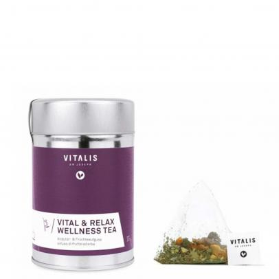Vital & Relax Wellness Tea