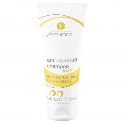 anti-dandruff shampoo (Therapeutikum)