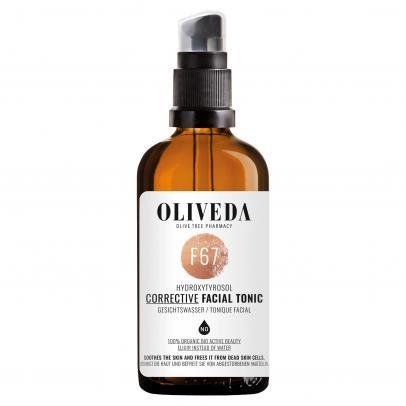 F67 Gesichtswasser Hydroxytyrosol Corrective